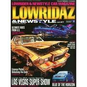 LOWRIDAZ & NEWSTYLE (ローライダーズ・アンド・ニュースタイル) 2014年 11月号 [雑誌]