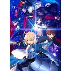 Fate/stay night [Unlimited Blade Works] Blu-ray Disc Box Ⅰ [Blu-ray Disc]
