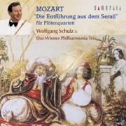 フルート四重奏によるモーツァルト『後宮からの逃走』