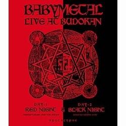 BABYMETAL/LIVE AT BUDOKAN ~ RED NIGHT & BLACK NIGHT APOCALYPSE ~ [Blu-ray Disc]
