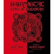 LIVE AT BUDOKAN ~ RED NIGHT & BLACK NIGHT APOCALYPSE ~