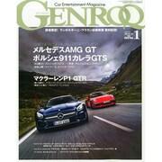 GENROQ (ゲンロク) 2015年 01月号 [雑誌]