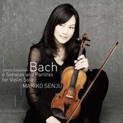 平和への祈り~J.S.バッハ:無伴奏ヴァイオリン全曲