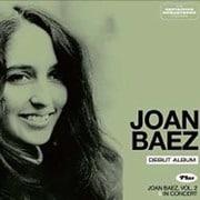 JOAN BAEZ + VOL.2 + IN CONCERT
