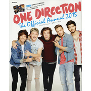 ONE DIRECTION The Official Annual 2015 (e-MOOK) [ムックその他]