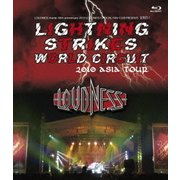 LOUDNESS thanks 30th anniversary 2010 LOUDNESS OFFICIAL FAN CLUB PRESENTS SERIES 1 LIGHTNING STRIKES