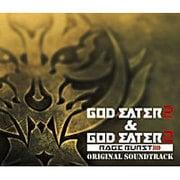 GOD EATER 2 & GOD EATER 2 RAGE BURST ORIGINAL SOUNDTRACK