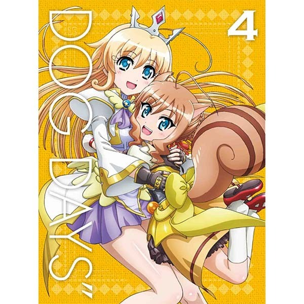 "DOG DAYS"" 4 [Blu-ray Disc]"