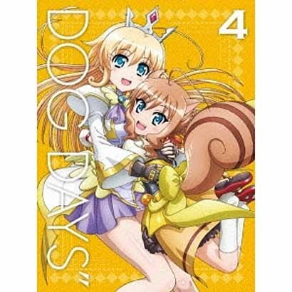 "DOG DAYS"" 4 [DVD]"