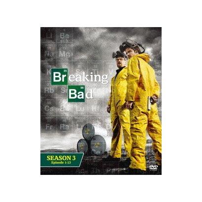 ブレイキング・バッド シーズン3 BOX [DVD]