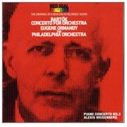 バルトーク:管弦楽のための協奏曲 ピアノ協奏曲第2番