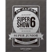 SUPER JUNIOR WORLD TOUR SUPER SHOW6 IN JAPAN
