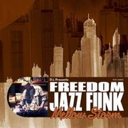D.L Presents FREEDOM JAZZ FUNK MELLOW STORM