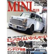 MINI PLUS vol.25 (2008)(KANTOSHA MOOK) [ムックその他]
