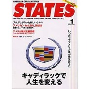 STATES VOL.1-アメリカ車生活マガジン(別冊航空情報) [ムックその他]