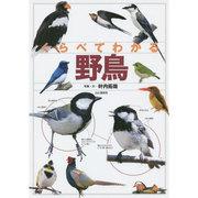 くらべてわかる野鳥―識別ポイントで見分ける [単行本]