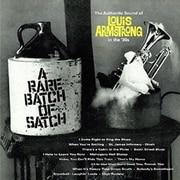 ア・レア・バッチ・オブ・サッチ+ジ・オーセンティック・サウンド・オブ・ルイ・アームストロング・イン・ザ・30S +12