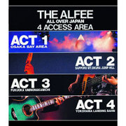 THE ALFEE ALL OVER JAPAN 4 ACCESS AREA