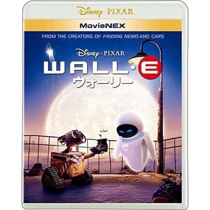 ウォーリー MovieNEX [Blu-ray Disc]