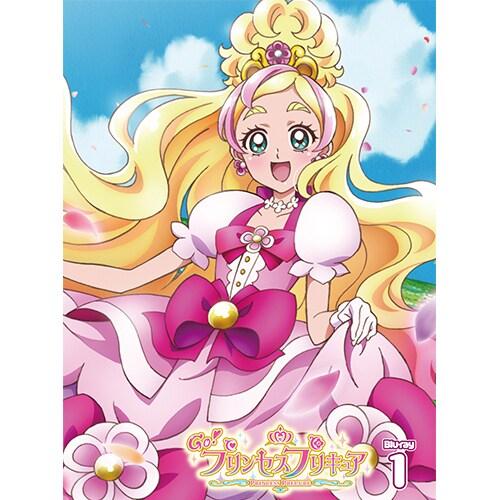 Go!プリンセスプリキュア vol.1 [Blu-ray Disc]