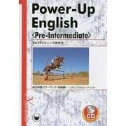 "Power-Up English""Pre-Intermediate""―総合英語パワーアップ""初級編"" [単行本]"