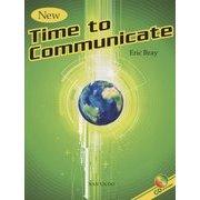 New Time to Communicate―コミュニケーション初級英語講座 改訂新版 [単行本]