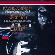 ラフマニノフ:ピアノ協奏曲第3番 チャイコフスキー:ピアノ協奏曲第1番