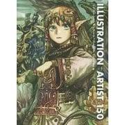ILLUSTRATION ARTIST 150 [単行本]