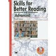 """Skills for Better Reading""""Advanced""""―構造で読む英文エッセイ""""上級編"""" [単行本]"""