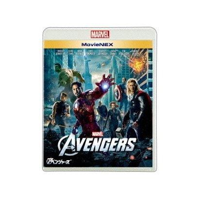 アベンジャーズ MovieNEX [Blu-ray Disc]