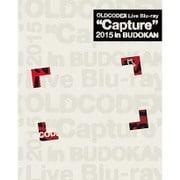 "OLDCODEX Live Blu-ray ""Capture"" 2015 in BUDOKAN"