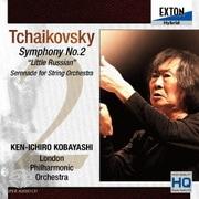 チャイコフスキー:交響曲第2番、弦楽セレナード
