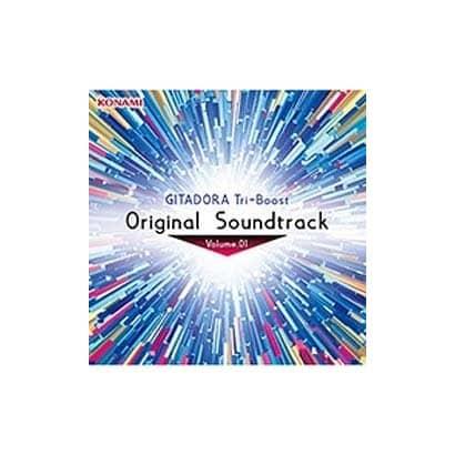 GITADORA Tri-Boost Original Soundtrack Volume.01