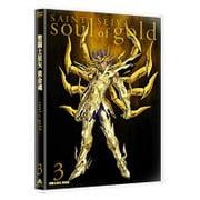 聖闘士星矢 黄金魂 -soul of gold- 3