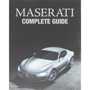 MASERATI COMPLETE GUIDE: M.B.MOOK [ムックその他]