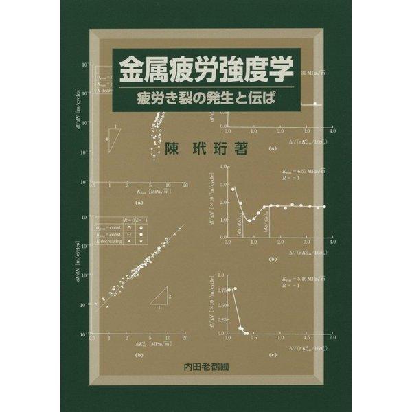金属疲労強度学―疲労き裂の発生と伝ぱ [単行本]