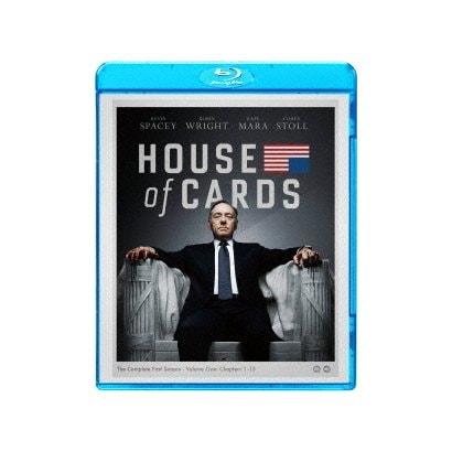 ハウス・オブ・カード 野望の階段 SEASON 1 ブルーレイ コンプリートパック [Blu-ray Disc]