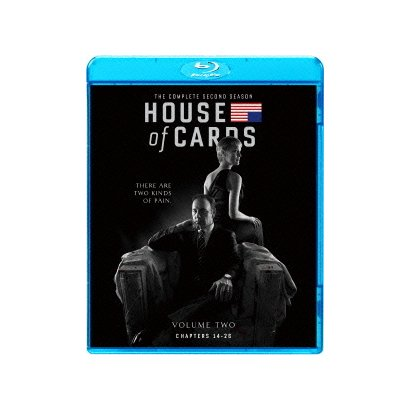 ハウス・オブ・カード 野望の階段 SEASON 2 ブルーレイ コンプリートパック [Blu-ray Disc]