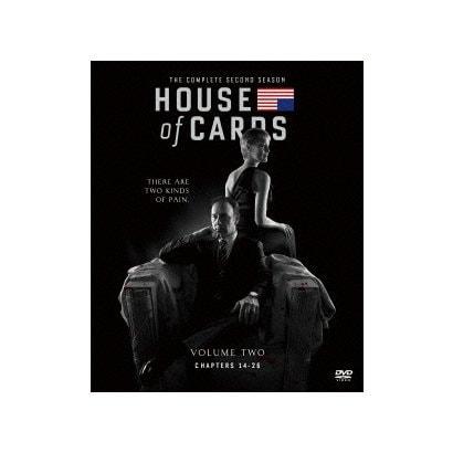 ハウス・オブ・カード 野望の階段 SEASON 2 BOX [DVD]