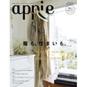 appie【アピエ】 vol.1 (Musashi Mook) [ムックその他]