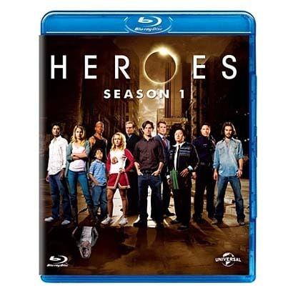 HEROES/ヒーローズ シーズン1 ブルーレイ バリューパック [Blu-ray Disc]
