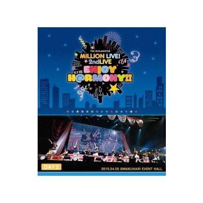 THE IDOLM@STER MILLION LIVE! 2ndLIVE ENJOY H@RMONY!! LIVE Blu-ray DAY2 [Blu-ray Disc]