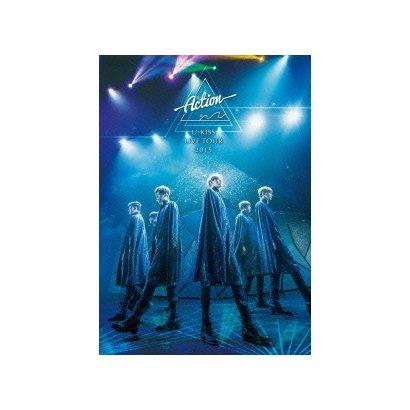 U-KISS/U-KISS JAPAN LIVE TOUR 2015~Action~ [DVD]