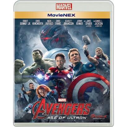 アベンジャーズ/エイジ・オブ・ウルトロン MovieNEX [Blu-ray Disc]