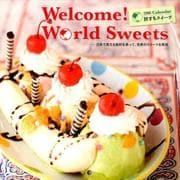 Welcome!World Sweets Calendar旅 [単行本]