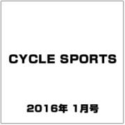 CYCLE SPORTS (サイクルスポーツ) 2016年 01月号 [雑誌]