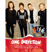 ONE DIRECTION THE OFFICIAL ANNUAL 2016 ワン・ダイレクション 公式イヤーブック [単行本]