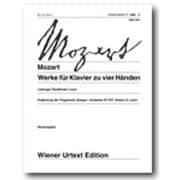 モーツァルト 4手のためのピアノ曲集 2-新版(ウィーン原典版<219b>) [単行本]