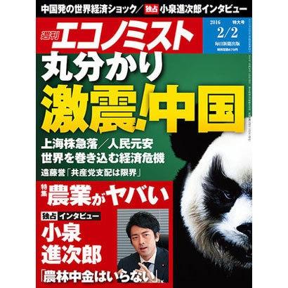 週刊 エコノミスト 2016年 2/2号 [雑誌]
