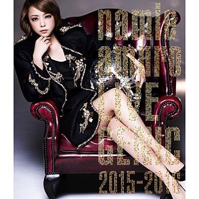namie amuro LIVEGENIC 2015-2016 [Blu-ray Disc]